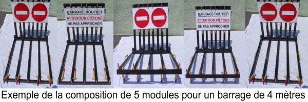composition 5 modules cobra
